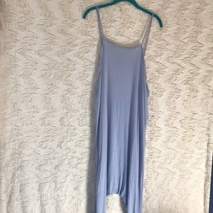 INTIMATELY FREE PEOPLE XS jumpsuit lilac in color